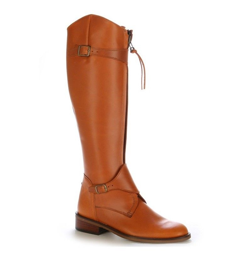 d2b96ed2b867 Equestrian leather Riding Boots Custom Leather Riding Boots Tan ...