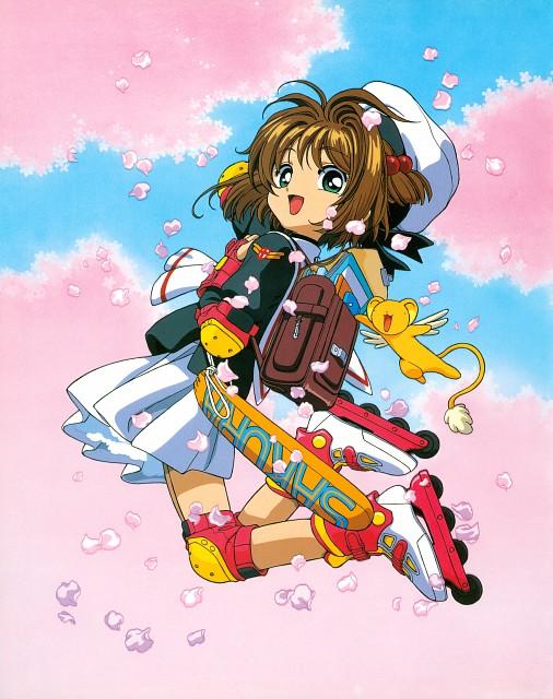 Sakura Card Rear Face By Earthstar01 D5ztgin Png 400 881