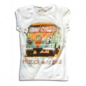 T-Shirt Bimba - Happy Bus