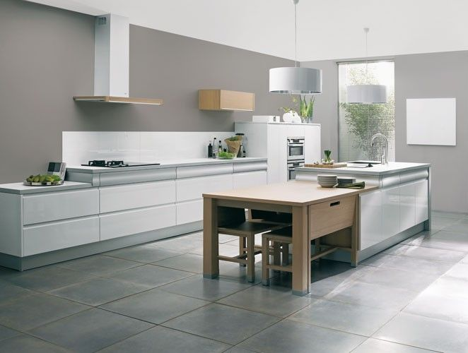 Une cuisine design empreinte de sensualité - Modèle Rendez-vous ...