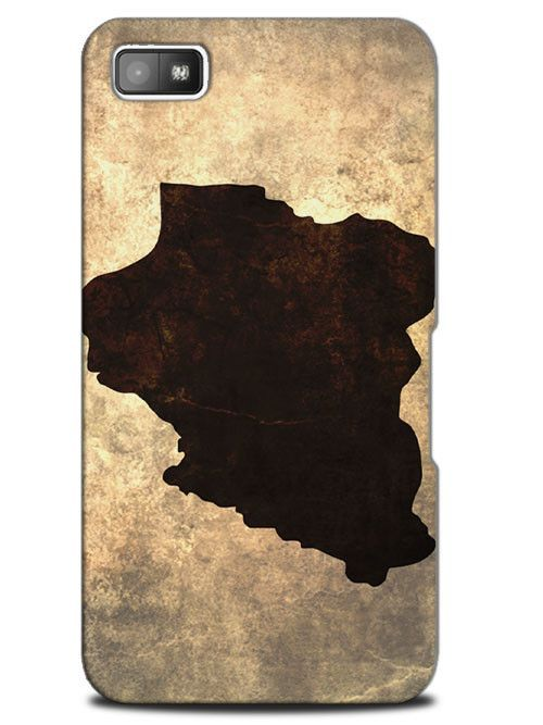 Nigeria Vintage National Country Case Cover Design for Blackberry