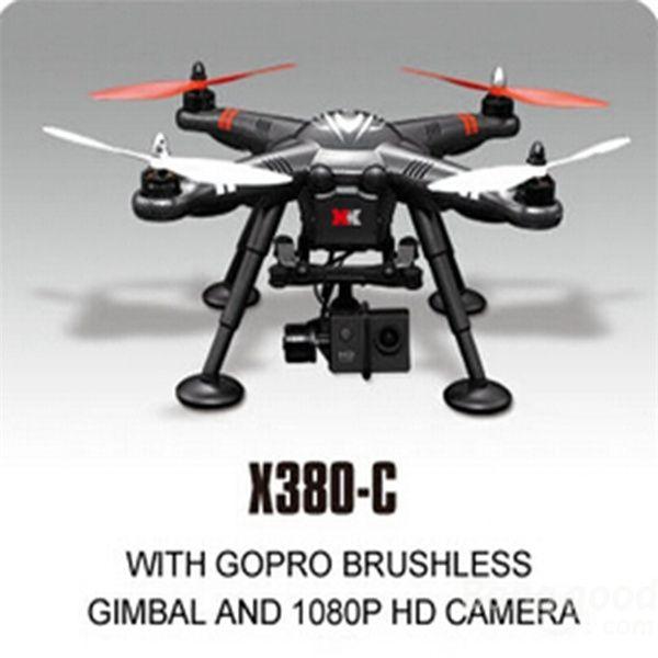 XK DETECT X380 C GPS Camera Drones 2 4G 1080P HD RC
