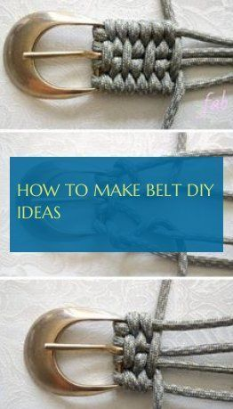 How To Make belt diy ideas | wie man gürtel diy-ideen macht how to make i … -… –  How To Make belt diy ideas | wie man gürtel diy-ideen macht ho…