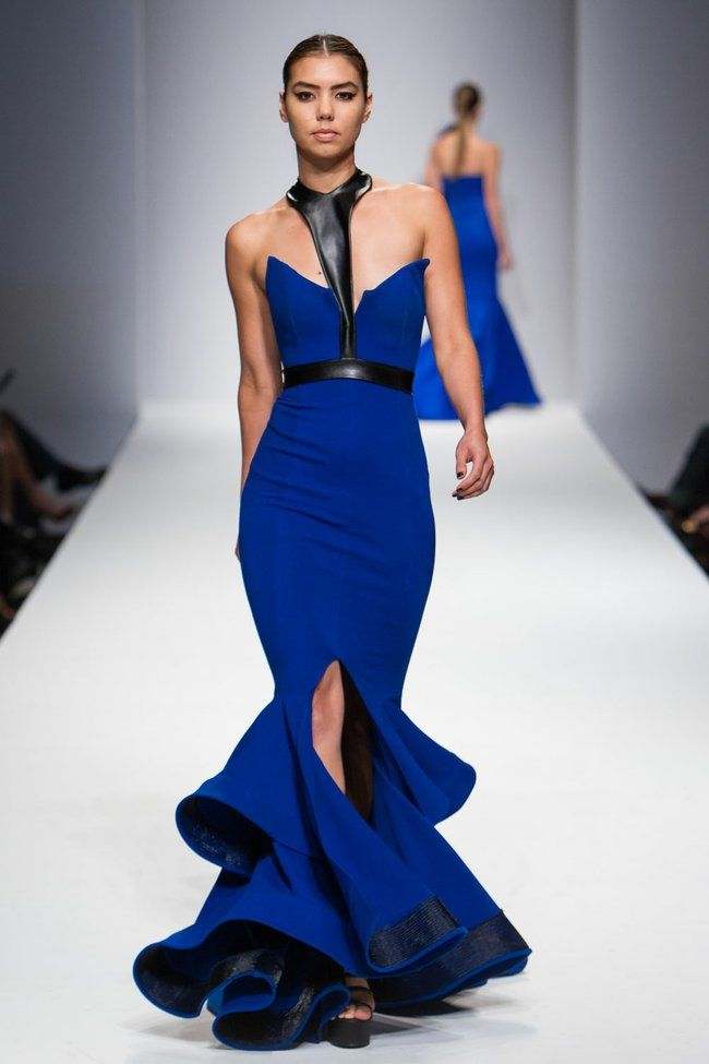 Michael Costello Spring 2014 Collection