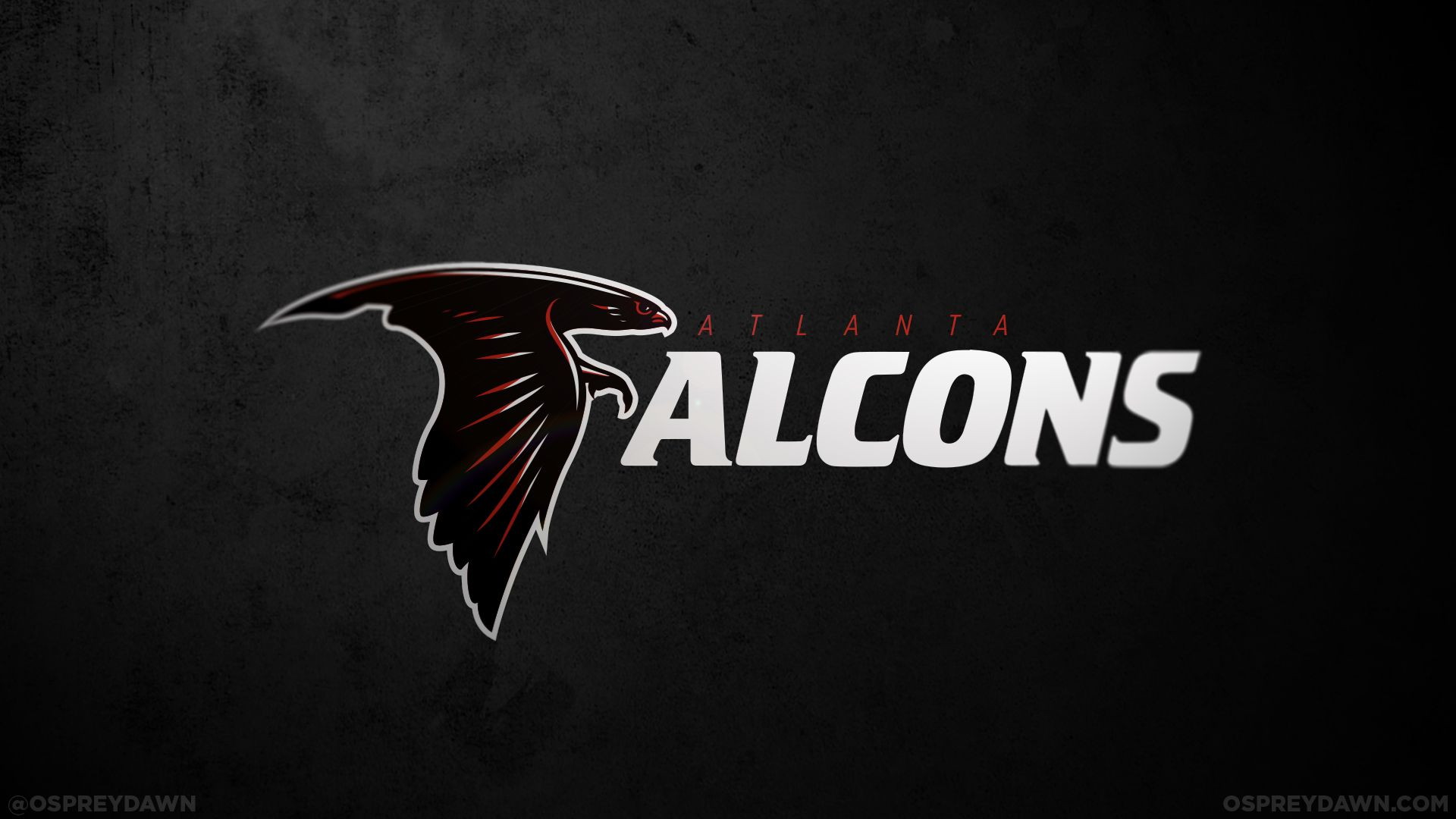 The Atlanta Falcons Nfl Teams Logos 32 Nfl Teams Atlanta Falcons Logo