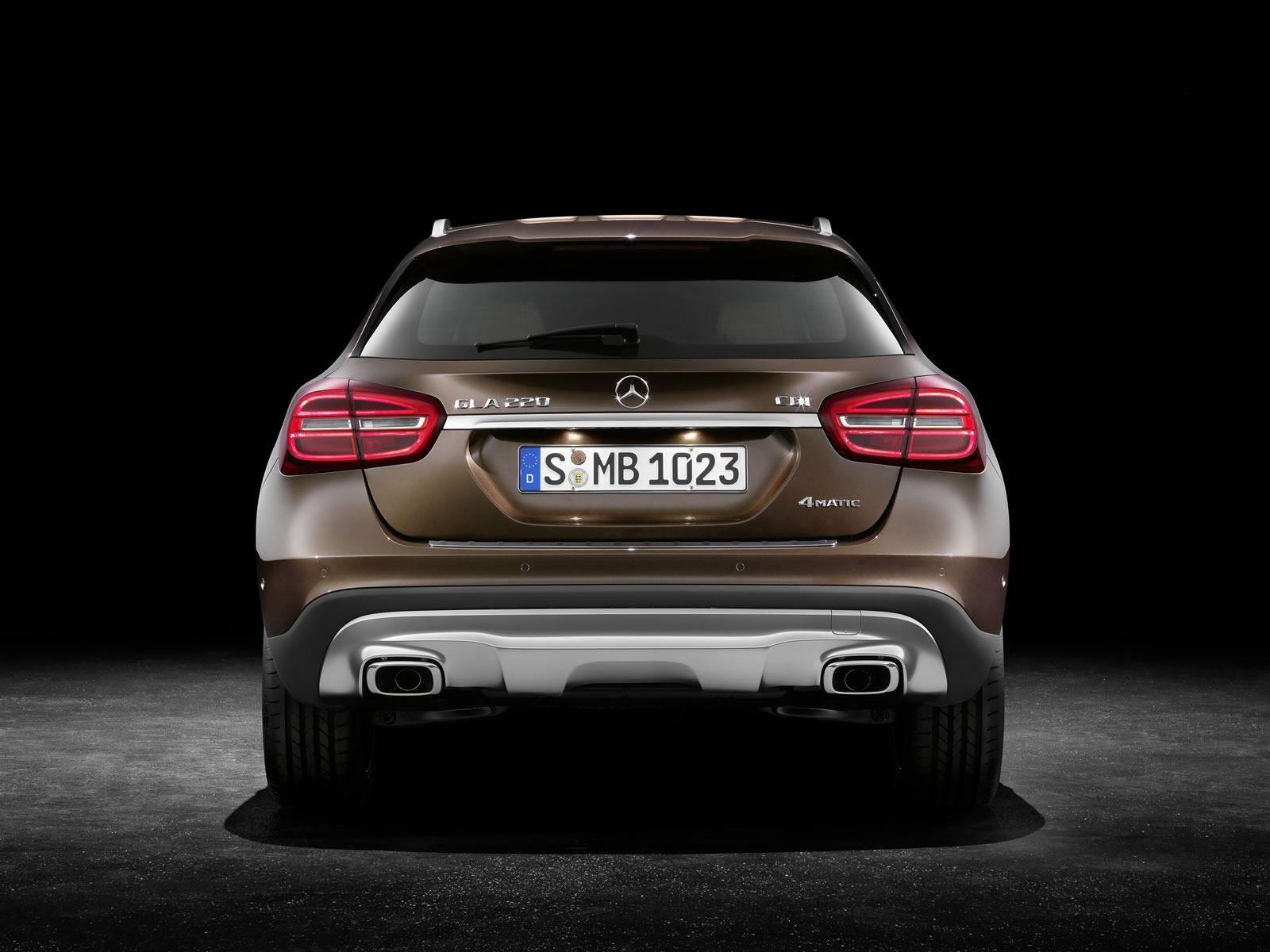 2014 Mercedes Benz Gla Edition Wallpaper Hd Car Wallpapers