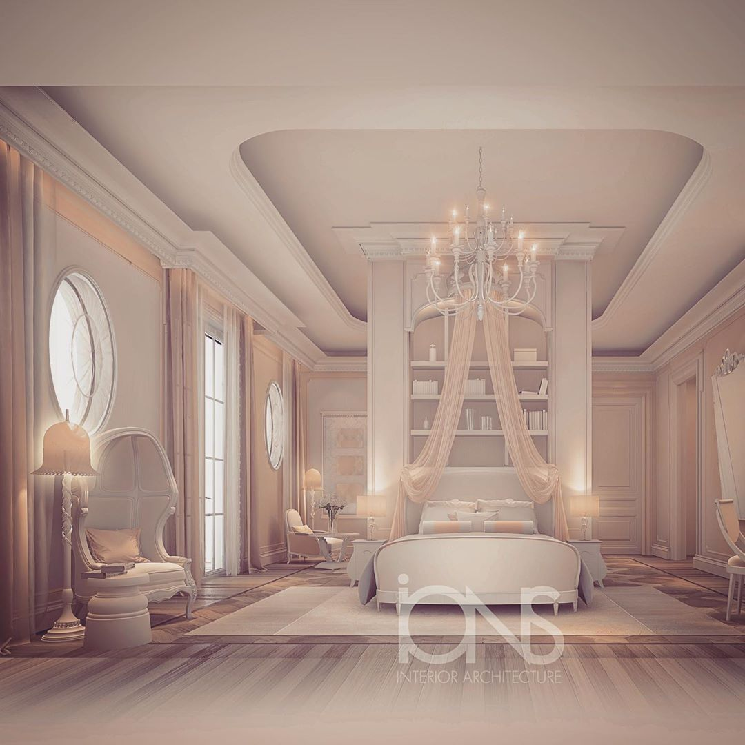 Ions Royal Bedroom Suit Design Private Palace Dubai Uae Abudhabi دبي السعودية ديكور Interior Bedroom Interior Luxurious Bedrooms Home Interior Design