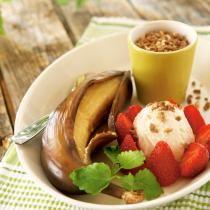 Reseptihaku | Pirkka / Grillatut banaanit