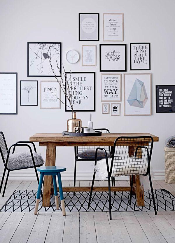 Le Tapis Scandinave  +100 Idées Partout Dans La maison