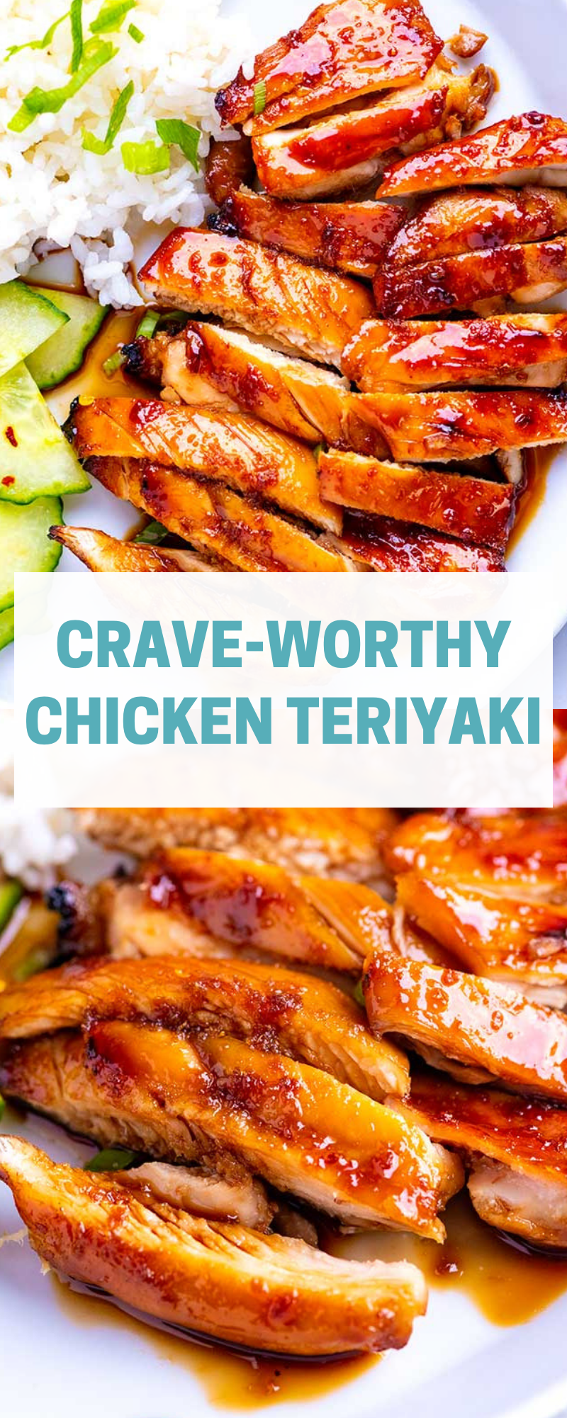 Crave-Worthy Teriyaki Chicken images