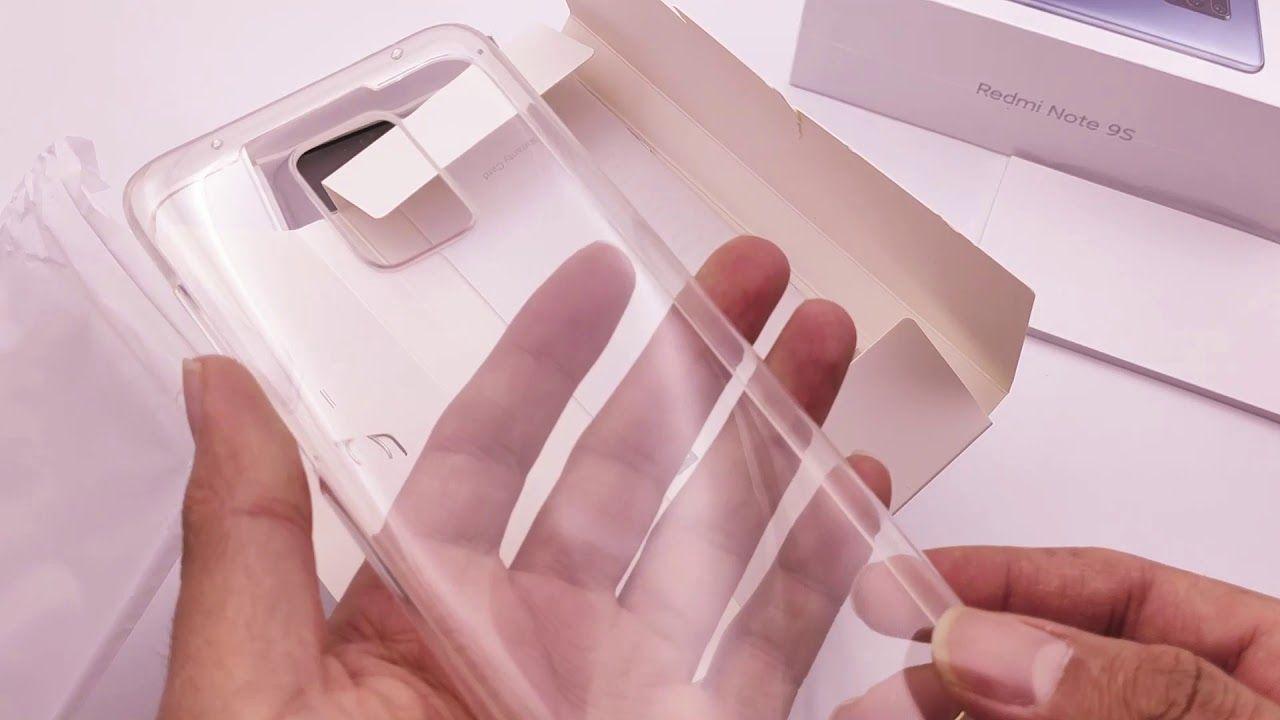 Unboxing Redmi Note 9s آنباکس گوشی شیائومی ردمی نوت 9 اس Xiaomi Flatware Tray Flatware