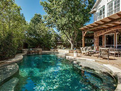 Vrbo Com 784910 Stunning Executive Retreat With Pool Heated Spa And Outdoor Kitchen Sleeps 8 Piscinas Incriveis Casas Casa De Campo