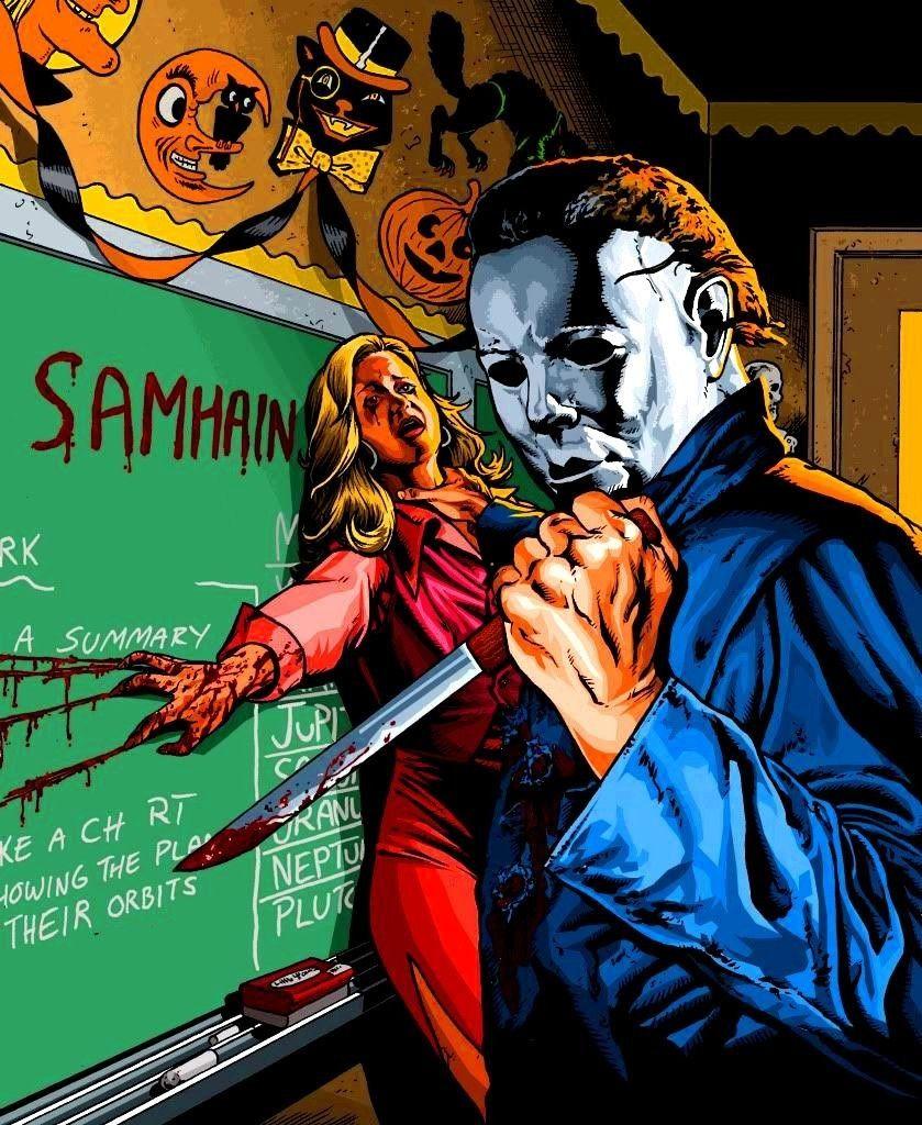 Pin by Bill Weiland on Horror in 2019 Horror artwork