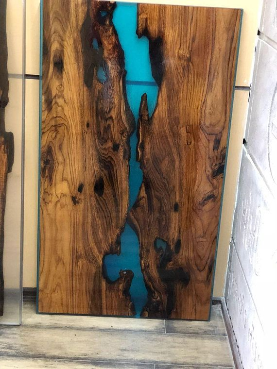 Resin And Wood Crafts