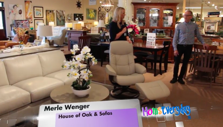 House of Oak & Sofa isn't just Oak! Merle discusses the changes in #decorstyle and how #contemporary is a favorite of his, and in many businesses as well. #HouseofOak #interiordesign #furnituredesign #furniture