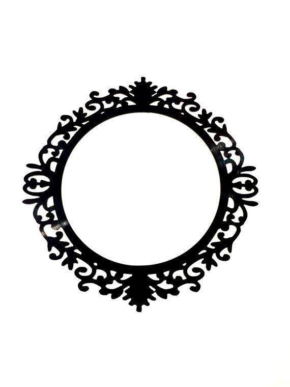 Vinyl Record Art: Round Frame | Pinterest | Record art, Vinyl record ...