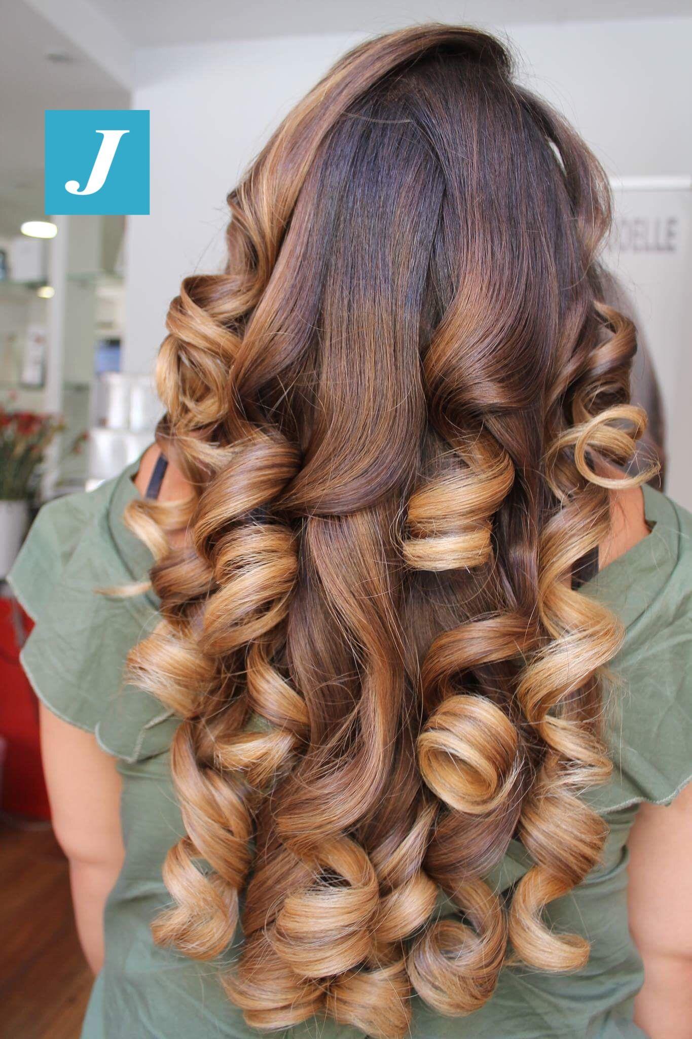 Pin by a mac on Long hair | Hair, Curly hair styles, Long ...