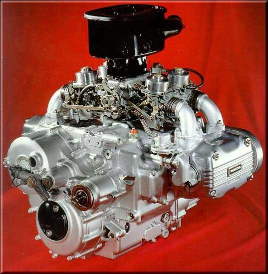 Supercharger Kits India: The GL1000 Motor -- An Amazing Piece Of Engineering
