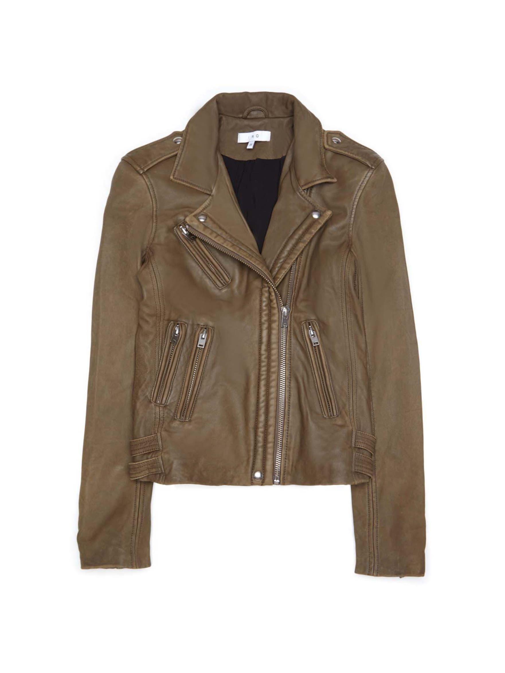 Iro Han Leather Jacket Iro Cloth [ 2348 x 1762 Pixel ]