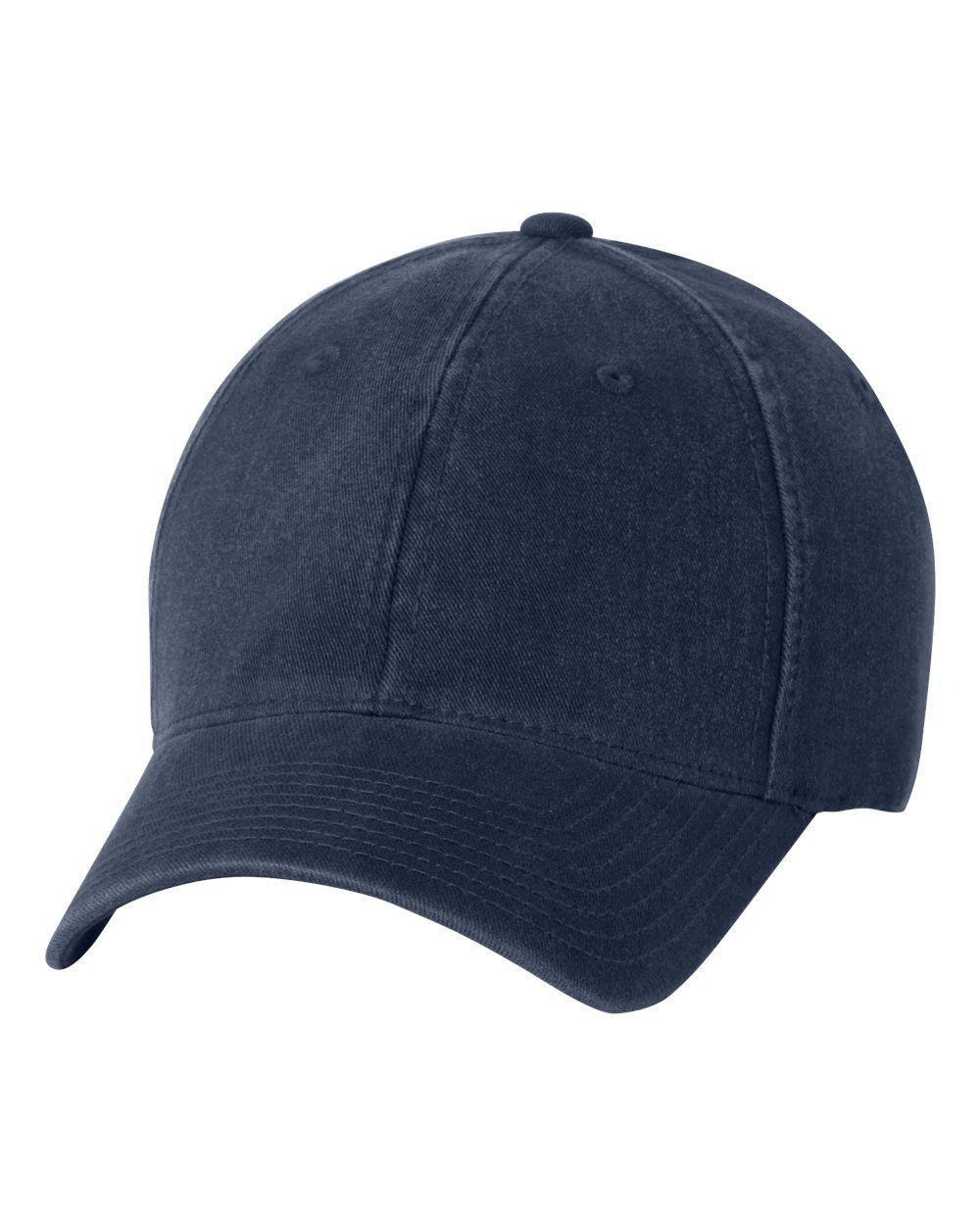 704113e6a Flexfit - Garment-Washed Cap - 6997 Navy | Products | Cap, Caps hats ...