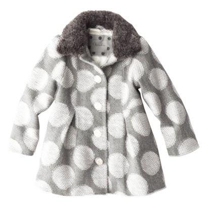 Images of Toddler Pea Coat - Reikian