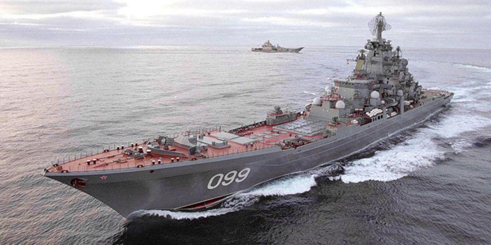 kirov class battle cruiser the worlds largest surface combatant