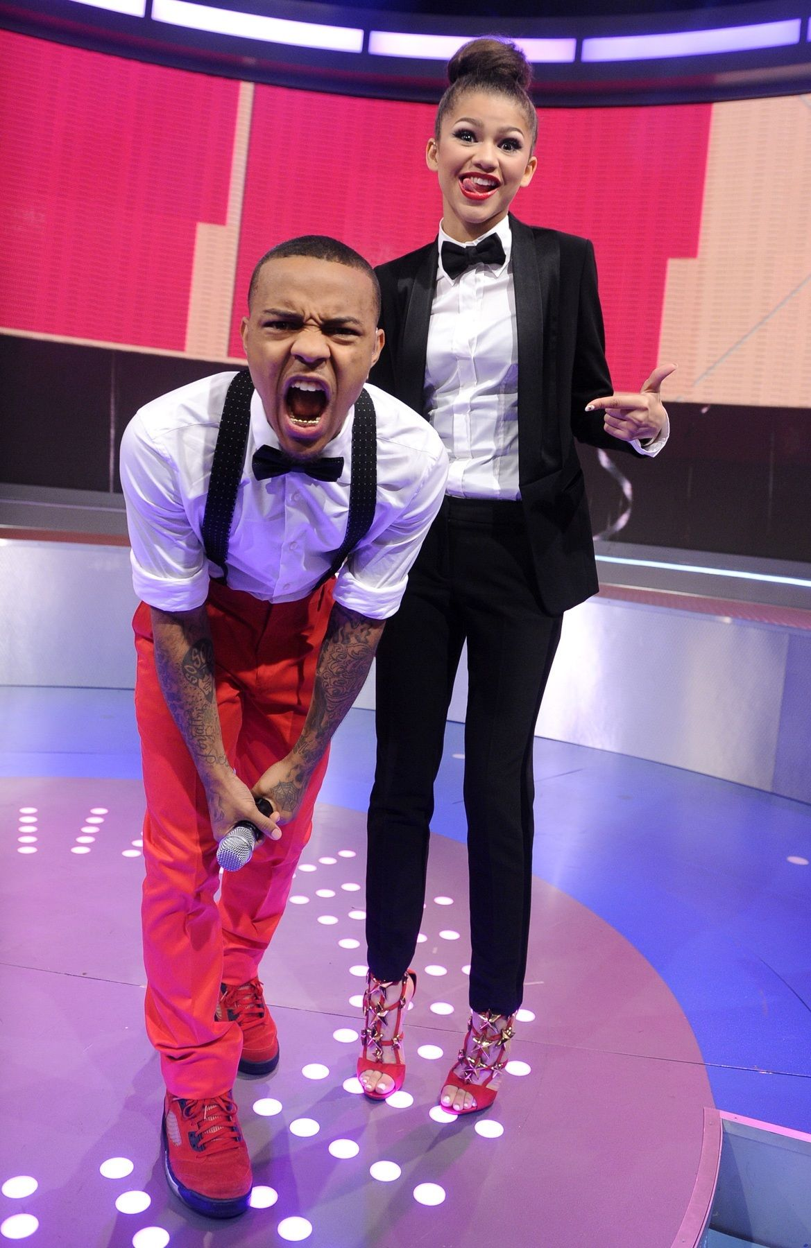Prom Zendaya Bow Wow The Jasmine Brand Boyfriend
