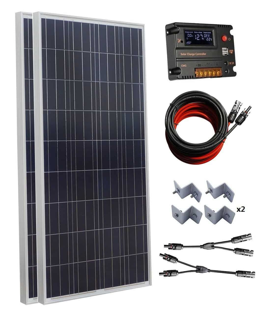 Top 10 Best Solar Generator Kits In 2020 Comprehensive Reviews Solar Energy Panels Solar Panels Best Solar Panels