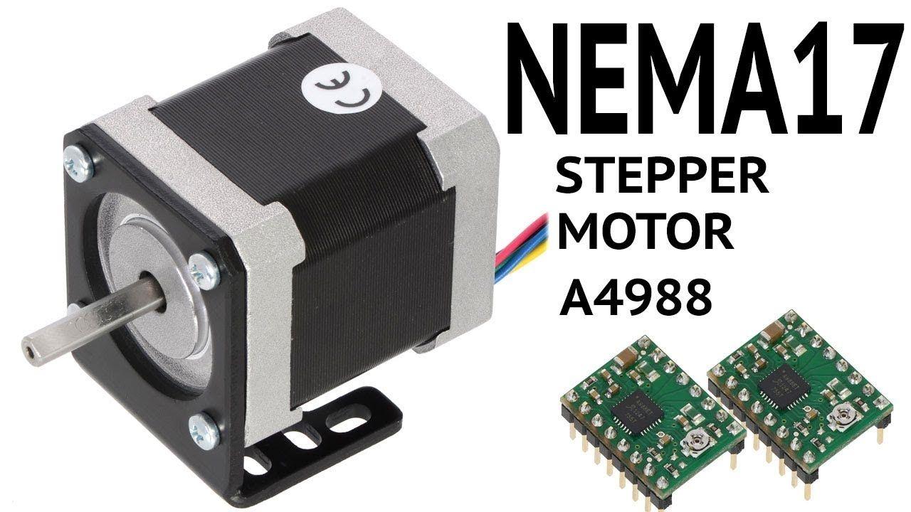 Ep 56 Arduino Based Solar Tracker Stepper Motor Light