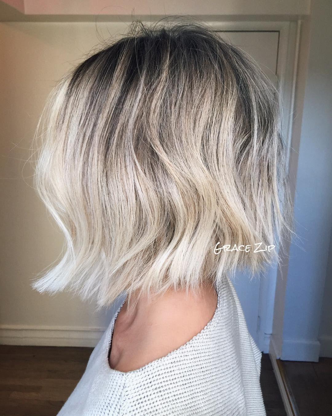 Icy Platinum Blonde Hair Color Platinum Blonde Hair Color Icy Blonde Hair Hair Styles