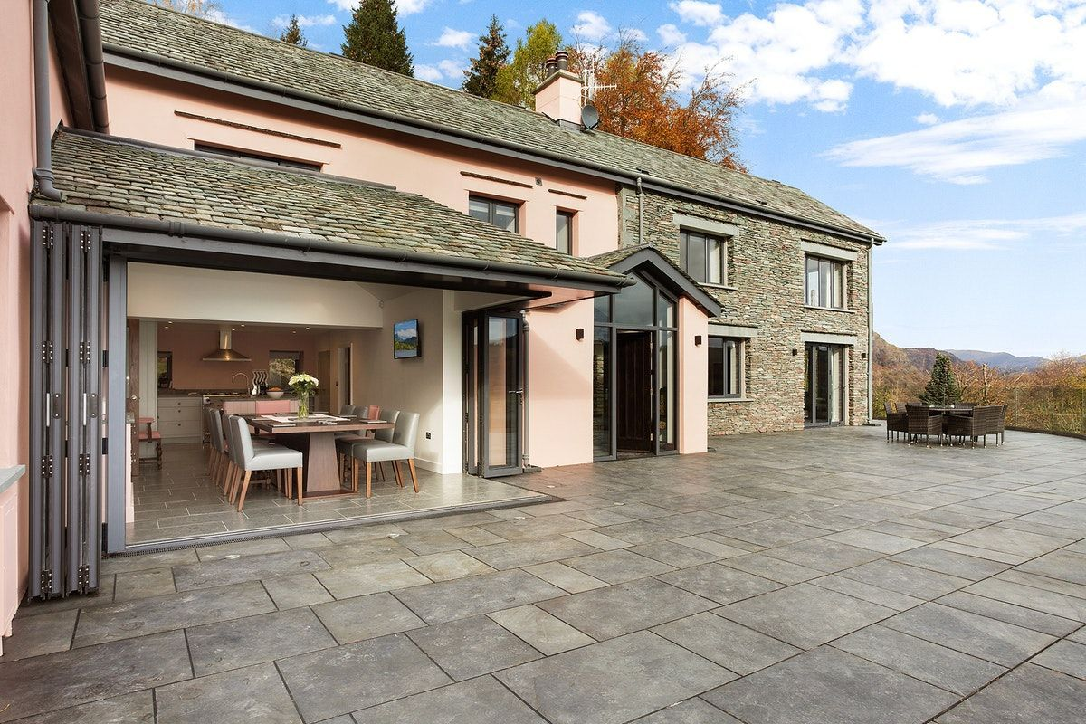Fairsnape House Historic Coppermine In Cumbria In 2020 Lake