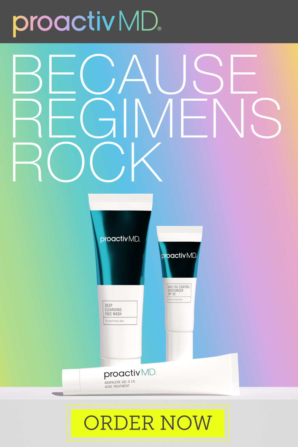Start A Skin Care Regimen That Actually Works Try Proactivmd Unclog Pores And Clear Acne Brea Sensitive Skin Care Skin Care Regimen Sensitive Skin Treatment