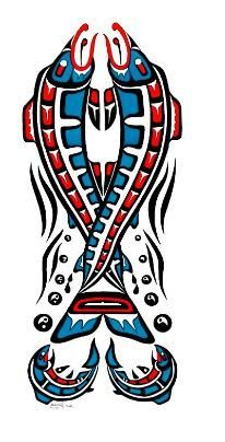 northwest tribal fish google search tattoo ideas pinterest fish google and native art. Black Bedroom Furniture Sets. Home Design Ideas