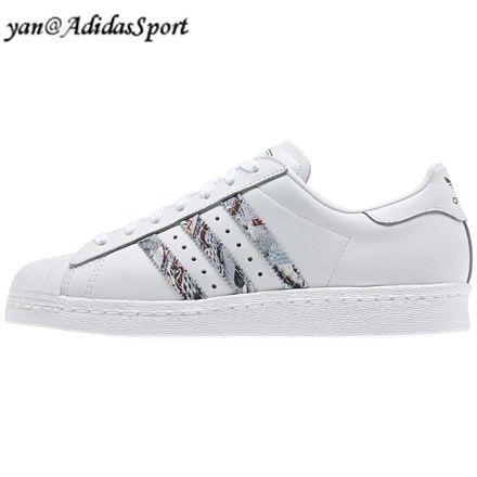chaussure adidas superstar blanc femme