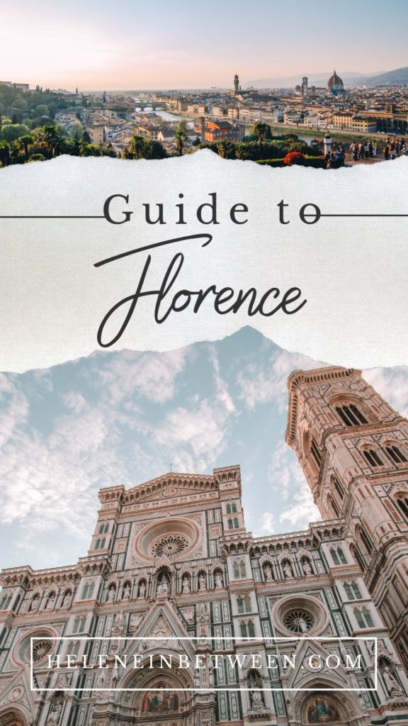 Florence Quick Guide Italy Travel Guide Italy Travel Tips Italy Travel