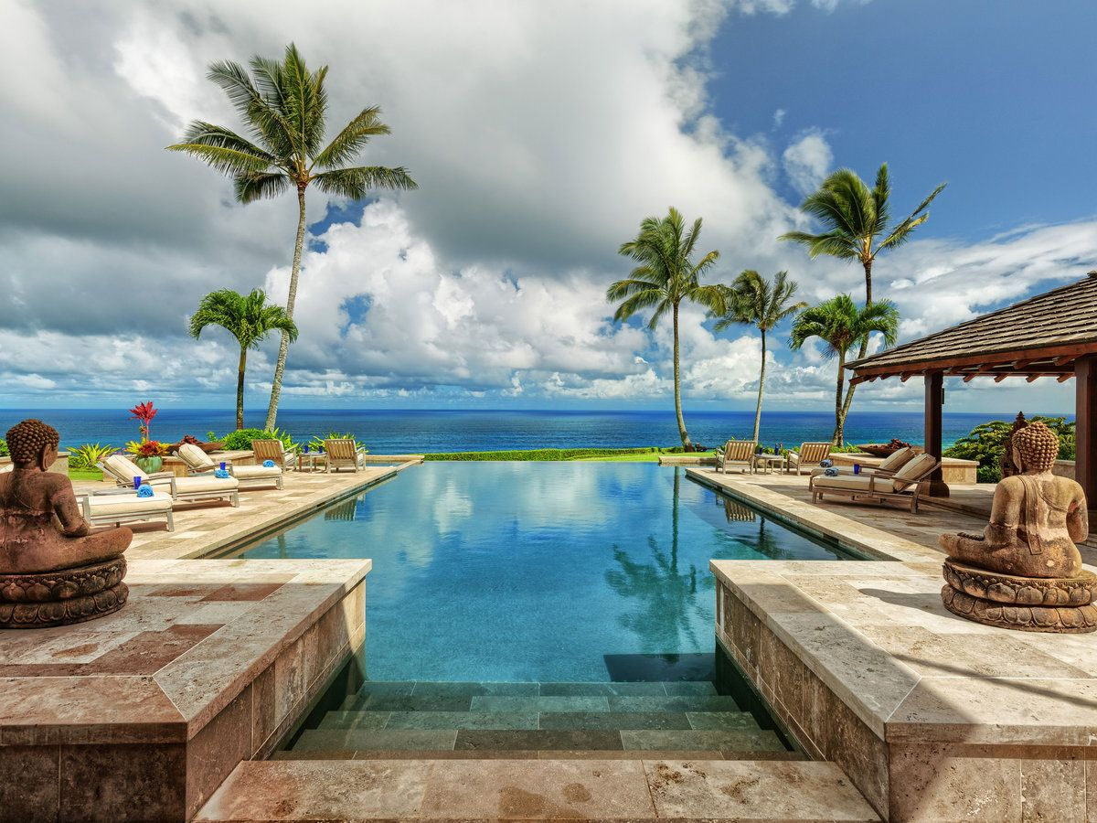 Peek Inside The New Most Expensive Home On The Market In Hawaii