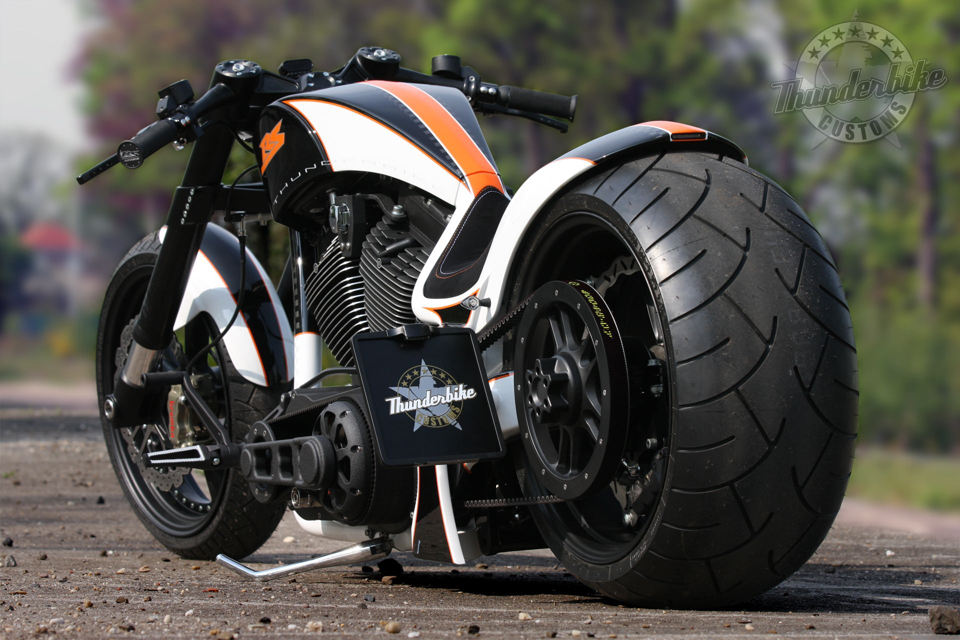 frank 39 s rs r 1st one dragster custombike h d twin cam. Black Bedroom Furniture Sets. Home Design Ideas