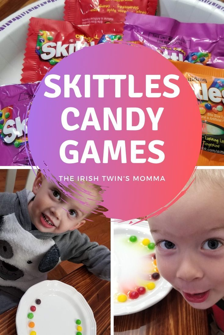 Skittles Candy Games The Irish Twin's Momma Candy