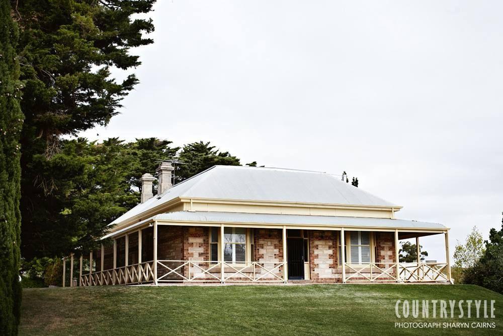 Homestead via country style c o u n t r y s i d e h o m - Country home designs south australia ...