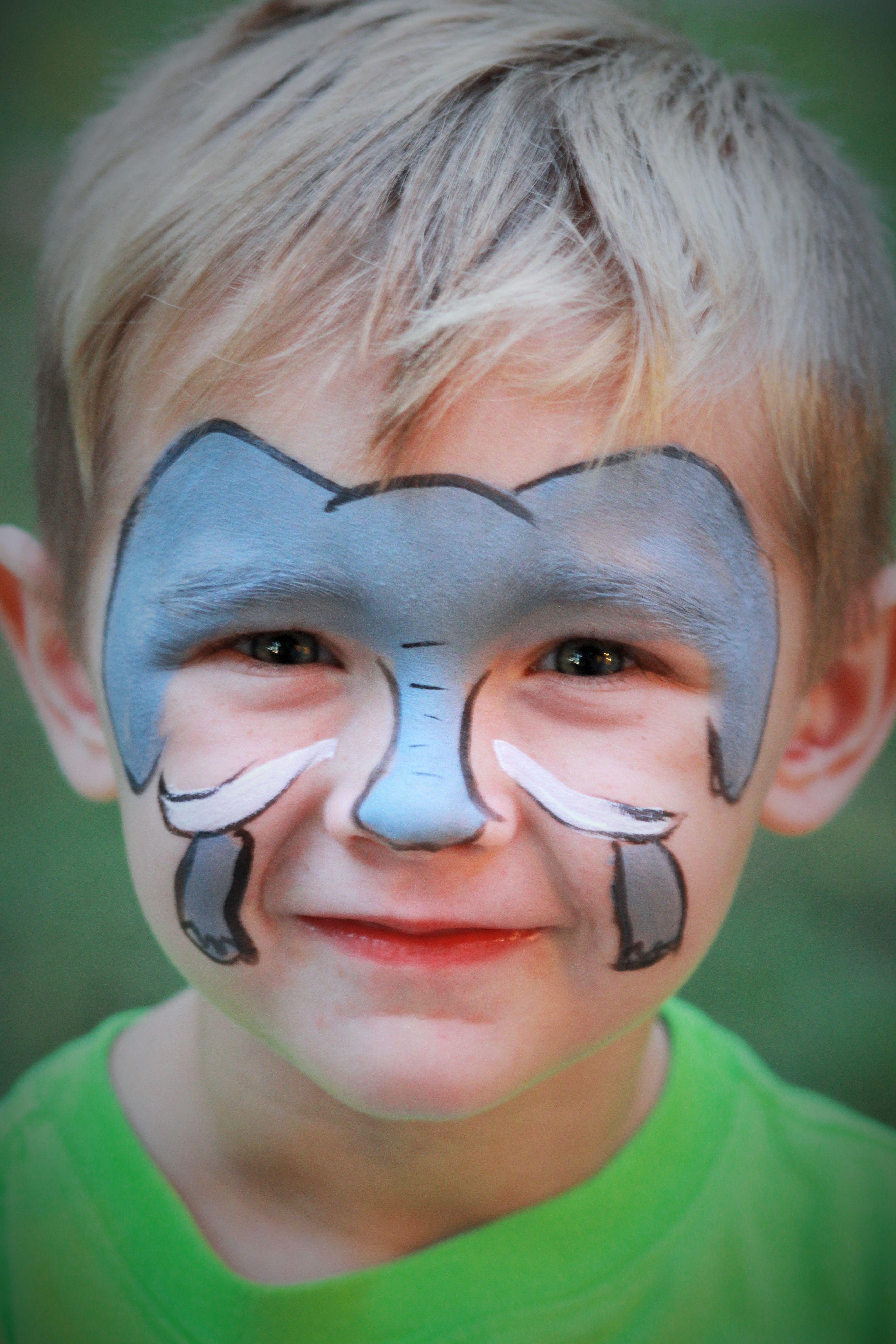 maquillage elephant