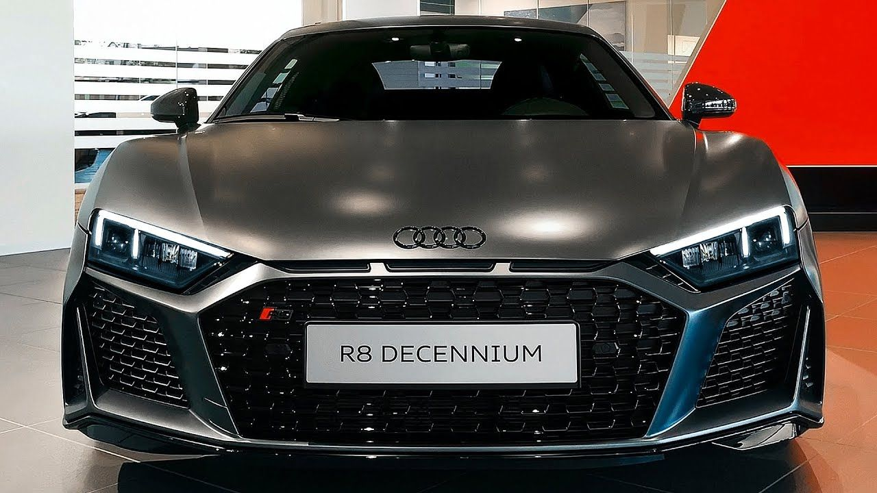 Audi R8 V10 Decennium 2020 Limited Edition R8 Audi R8 V10 Audi R8 Audi