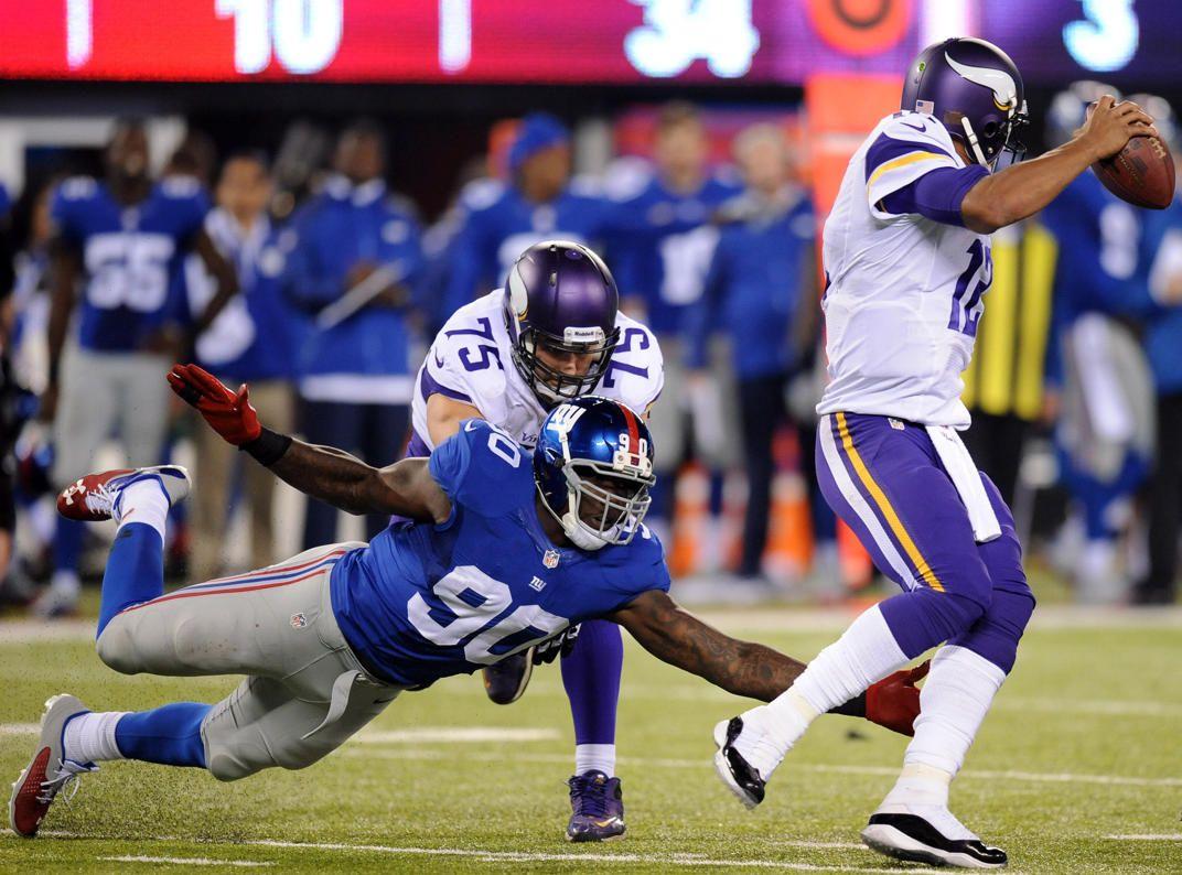 Best of NFL Week 7 Minnesota Vikings quarterback Josh