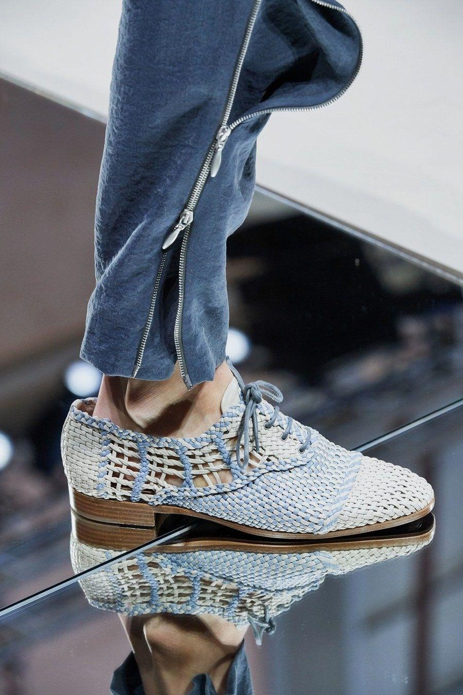 Giorgio Armani Spring 2020 Ready To Wear Fashion Show Giorgio Armani Chelsea Ankle Boots Armani