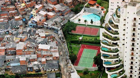 San Paulo - rich vs poor