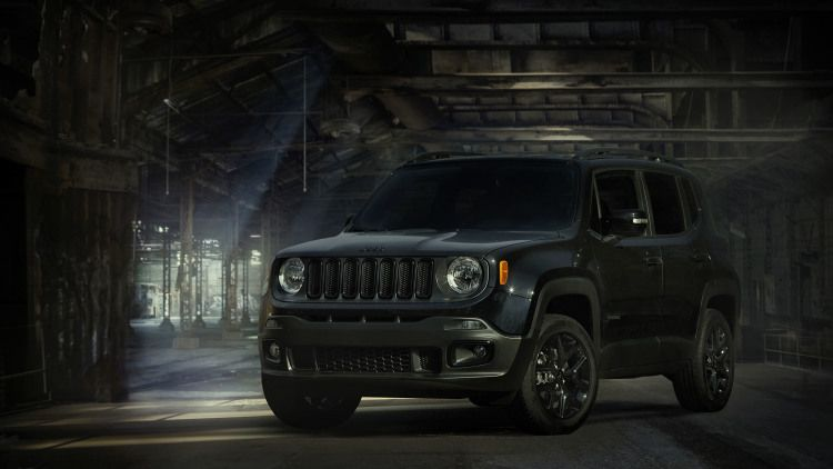 2016 Jeep Renegade Dawn Of Justice Is A Superhero Special W Video Mit Bildern Jeep Renegade Dawn Of Justice Seen