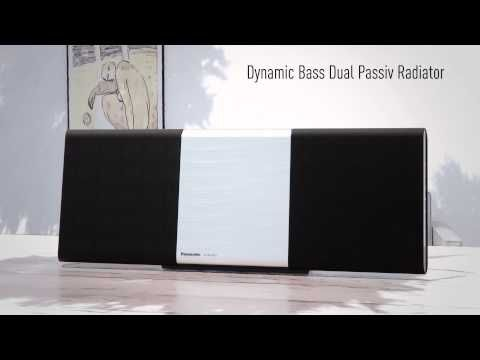 Panasonic SC-ALL5CD Micro Systeme incl. DAB+