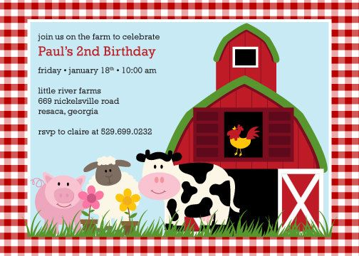 10 Best images about Barnyard Party on Pinterest | Digital ...