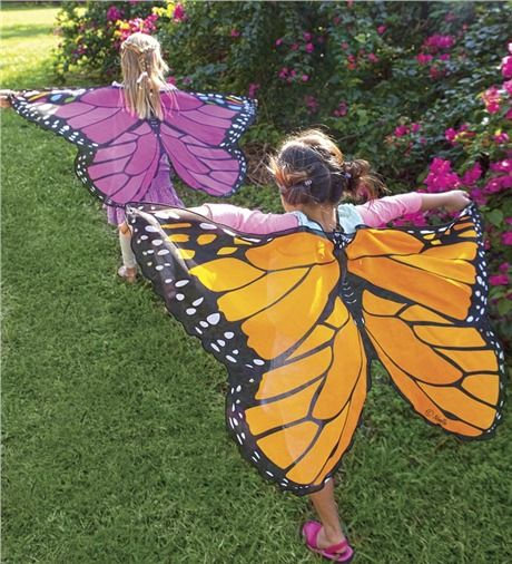 Fairy Wings For Kids | Butterfly costume, Fairy and Butterfly
