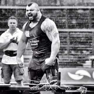 Photographing At Giants Live Headingley Stadium Leeds X Strongman