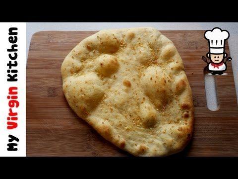 How to make a delicious homemade naan bread #naanbread #video #recipe #myvirginkitchen super tasty!